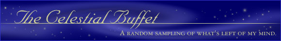The Celestial Buffet: HOME